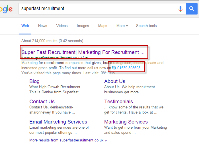 How To get traffic to your recruitment website